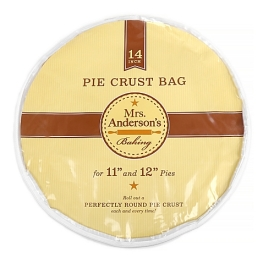 Round Pie Crust Bag