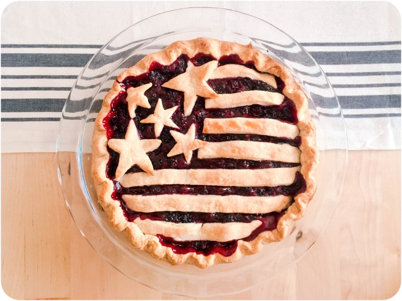 Blackberry Pie ©Emeliabird 2016