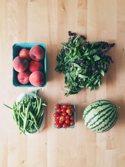 Farmers Market Finds ©Emeliabird 2016